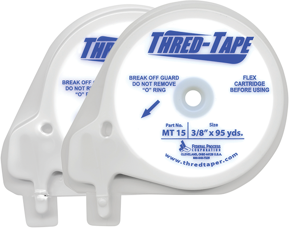 PTFE Thread Seal Tape cartridges